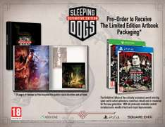 Sleeping Dogs Definitive Edition (Day One) (Xbox One / PS4) voor €42,25 @ Zavvi