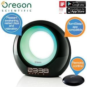 Oregon Scientific WL201  wake-up light voor €75,90 @ iBOOD