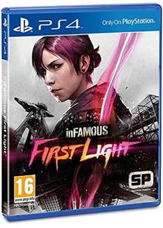 Infamous: First Light (PS4) voor €17,07 @ Base.com