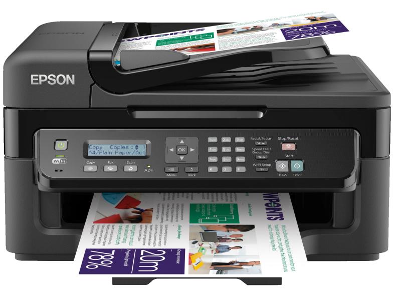 Epson WorkForce WF-2530WF all-in-one voor € 66,- @ Media Markt
