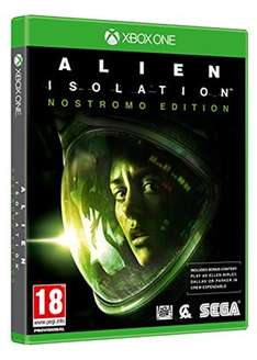 Alien: Isolation (Nostromo Edition) (Xbox One) @ Base.com