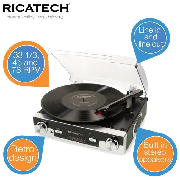 Ricatech RTT77 voor €66,90