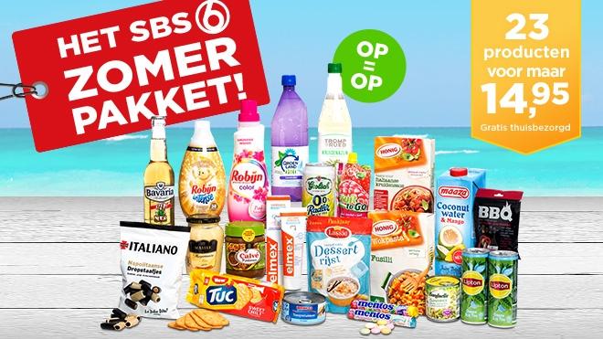 Sbs boodschappenpakket