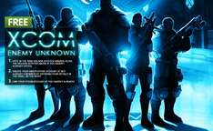 XCOM: Enemy Unknown Gratis (t.w.v. 19,99)