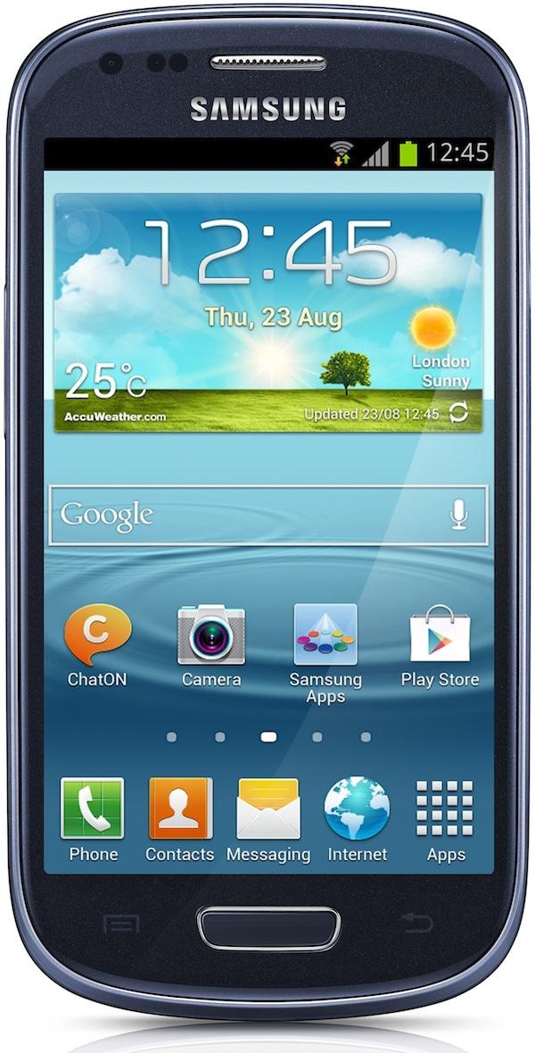 Samsung Galaxy S3 mini smartphone voor €119 @ Media Markt
