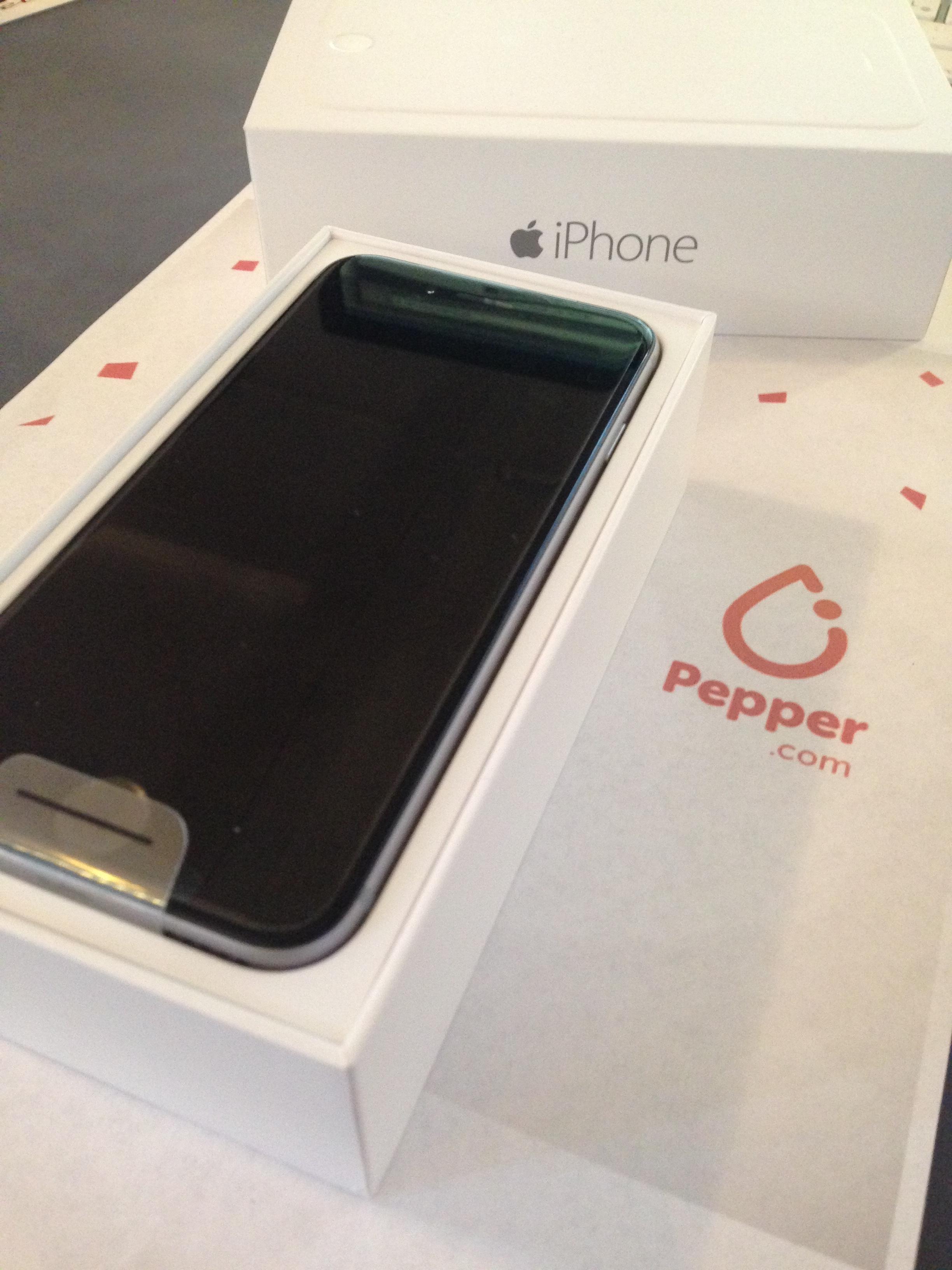 Bekendmaking winnaar iPhone 6!
