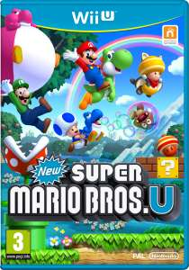 New Super Mario Bros. U (Wii U) voor €16,16 @ Zavvi