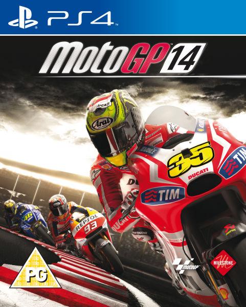 Playstation 4 game MotoGP 14 (pre-order) voor €44