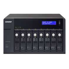 QNAP Turbo NAS Expansion Unit 8-Bay voor €479 @ Wifimedia