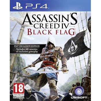 Assassin's Creed 4: Black Flag (PS4) voor €29,99 (€24,99 met code) @ Dixons