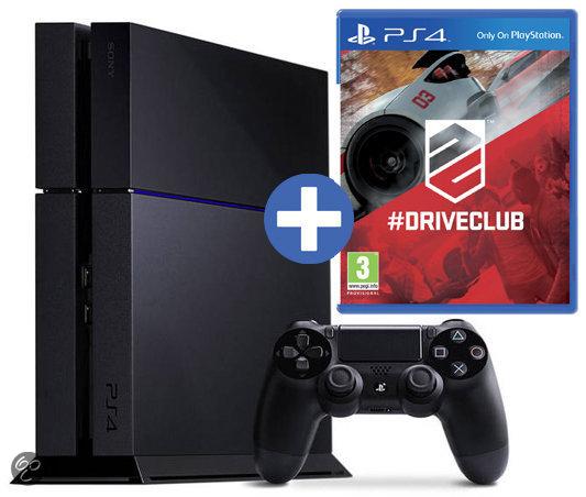 Playstation 4   + Driveclub voor €399 @ Bol.com / Bart Smit