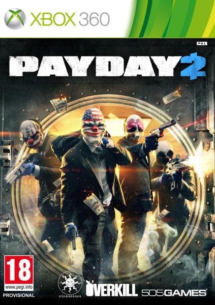 Payday 2 Xbox 360 voor €12,79 @ Zavvi.nl