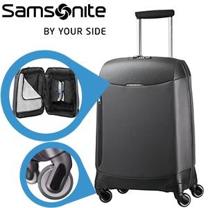 Samsonite Litesphere Spinner 55cm koffer voor € 125,90 @ iBOOD