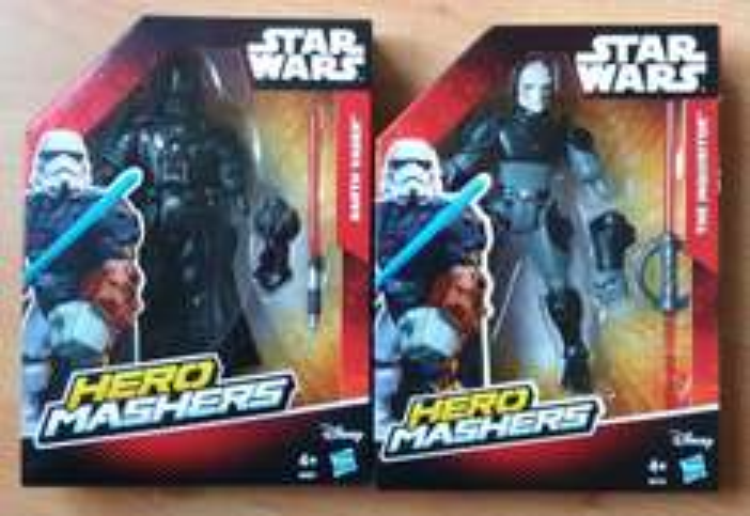 Star Wars / Marvel Hero Mashers € 6,95 p/stuk @ Action