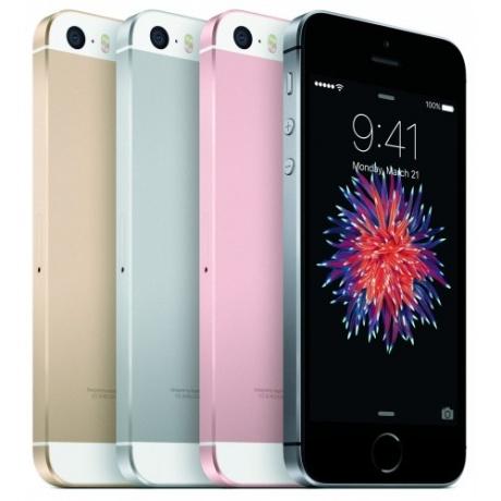 Iphone 5 SE 64 gb voor €485 incl verzending @ Rakuten.de