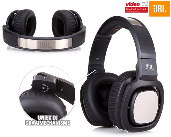 Alleen vandaag JBL J88i Over Ear Koptelefoon voor €56,90 @ 1dayfly