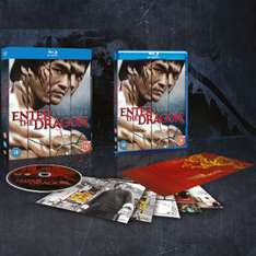 Enter the Dragon - 40th Anniversary Edition (Blu-ray + UltraViolet) voor € 9,99 @ Zavvi