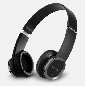 Creative WP-450 Bluetooth-headset @ Creative