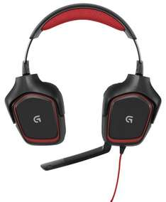 Logitech G230 stereo gaming headset voor € 40,56 @ Amazon.com