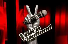 Twee gratis kaarten The Blind Audition van The Voice of Holland @ Vodafone