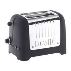 Dualit Lite Gloss D26225 toaster voor €30,99 @ Cook&Co