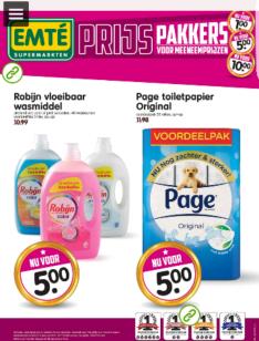 prijspakkers bij em-te supermarkten