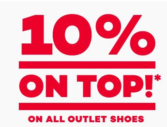 Met code 10% extra korting op sale schoenen + -15% op nieuwe collectie @ Planet Sports