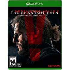 Metal Gear Solid V: The Phantom Pain (XboxOne) @ Play-Asia