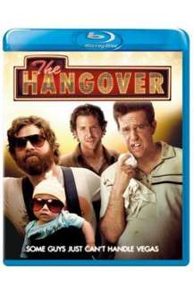 The Hangover (Blu-ray) voor € 3,99 @ WOW HD