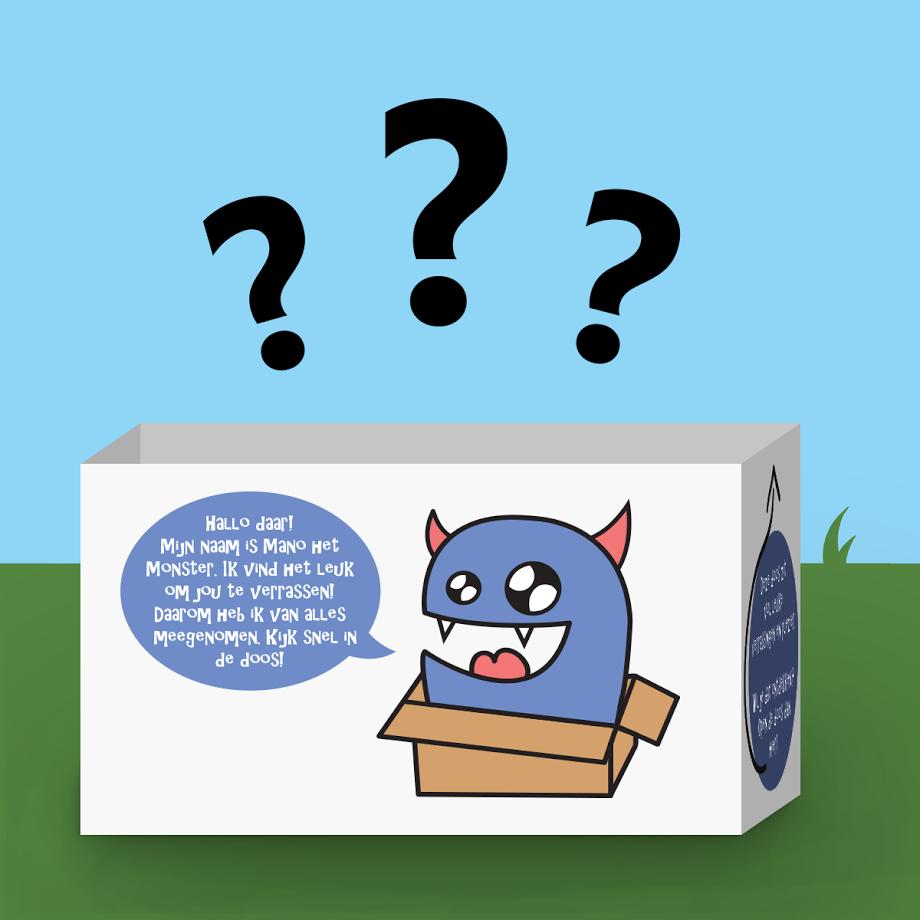 Nieuwe Monsterdoos (snelle beslissers krijgen iets extra's) @ LimeFactory B.V.