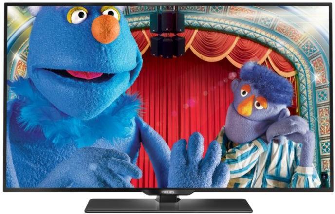 Philips 32PFK4309 Full HD LED-TV voor € 269 @ Saturn