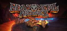 Gratis Steam key voor Heavy Metal Machines @ Failmid