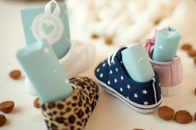 schoentje zetten voor kinderen van 0 tot 8 jaar @ prenatal