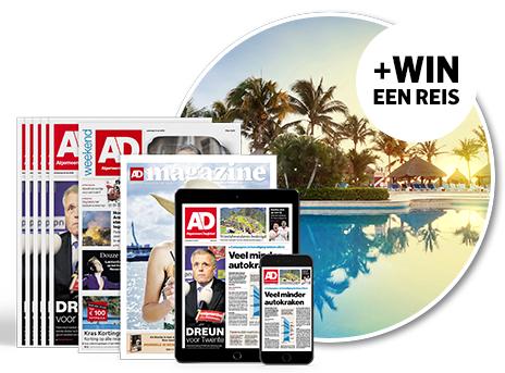 Het AD 3+3 maanden gratis @ Algemeen Dagblad