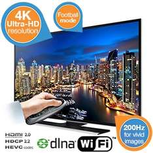 Samsung UE55HU6900 UHD tv voor € 1208,90 @ iBOOD