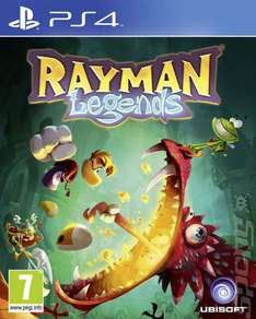 Rayman Legends (PS4) game voor € 19,99 @ TheHut