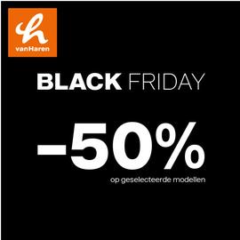 [Black Friday] 50% korting @ Van Haren