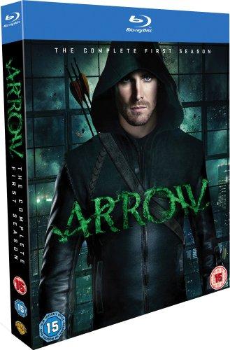 Arrow - Seizoen 1 (Blu-ray) voor €18,17 @ Amazon.co.uk