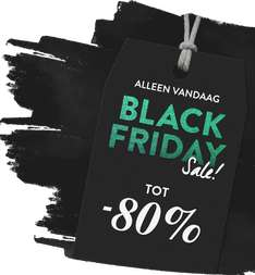 [BLACK FRIDAY] Tot 80% korting @ Westwing