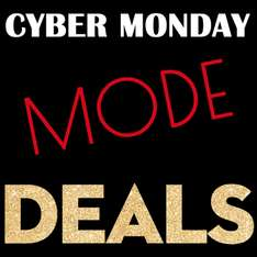 [CYBER MONDAY] Mode deals overzicht