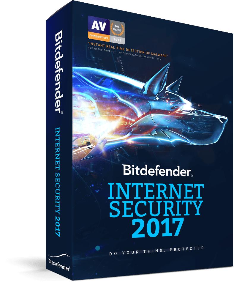 Bitdefender Antivirus plus 2017 1 jaar - 3 machines