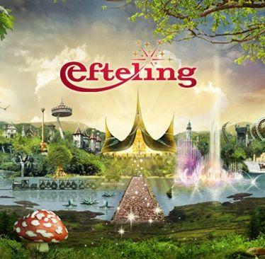 3 of 4 december naar de winter Efteling voor 18,25