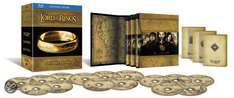 Lord Of The Rings Trilogy (Extended Edition) (Blu-ray) voor € 14,49 @ Bol.com