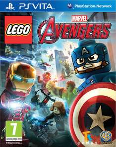 LEGO Marvel Avengers (PS Vita) voor €15,94 @ Game-Outlet