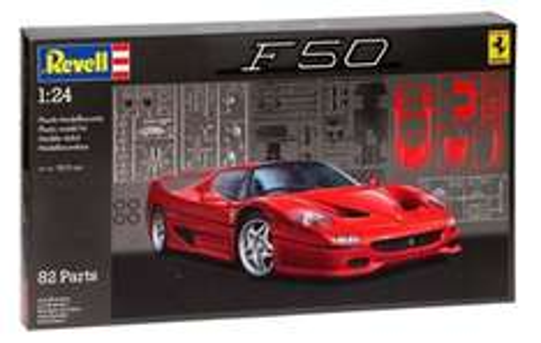 [UPDATE] REVELL modelbouwauto Ferrari F50 €6 @ Kijkshop