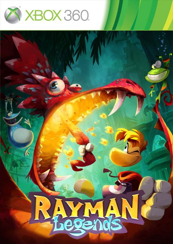 Rayman Legends Xbox 360 game (download) voor €12