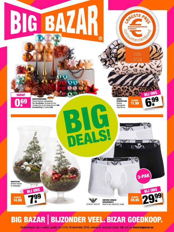 Een LIGHTBOX bij Big Bazar voor een spotprijs!