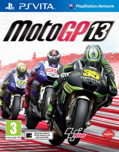 MotoGP 13 (Playstation Vita) voor  €5 @ Saturn Nieuwegein