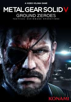 Metal Gear Solid V: Ground Zeroes (Steam) voor €3,99 @ Gamesplanet