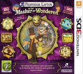 Professor Layton: En Het Masker Der Wonderen (3DS) game voor € 15,48  @ Bol.com